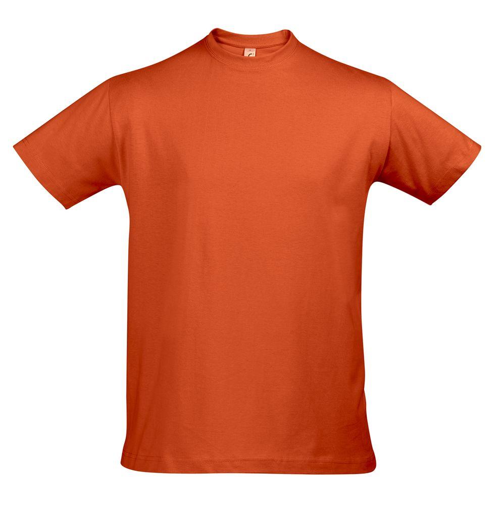 Футболка IMPERIAL 190 оранжевая