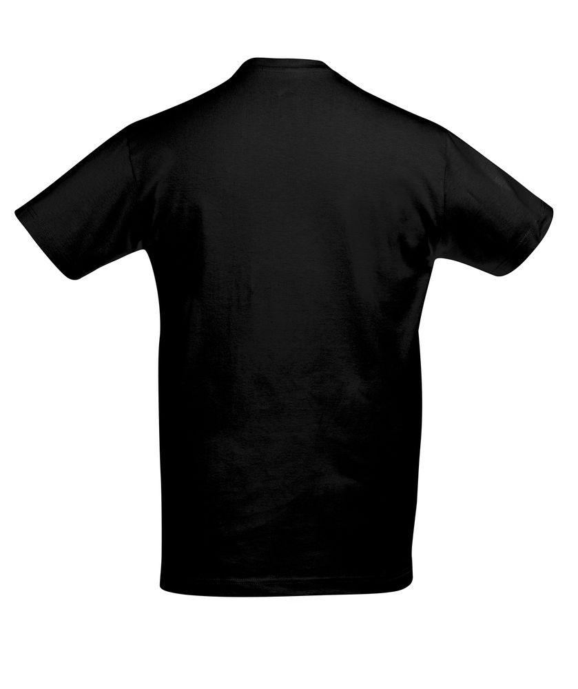 Футболка IMPERIAL 190 черная
