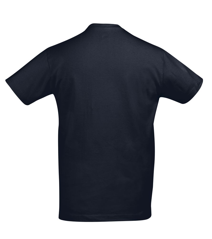 Футболка IMPERIAL 190 темно-синяя (navy)