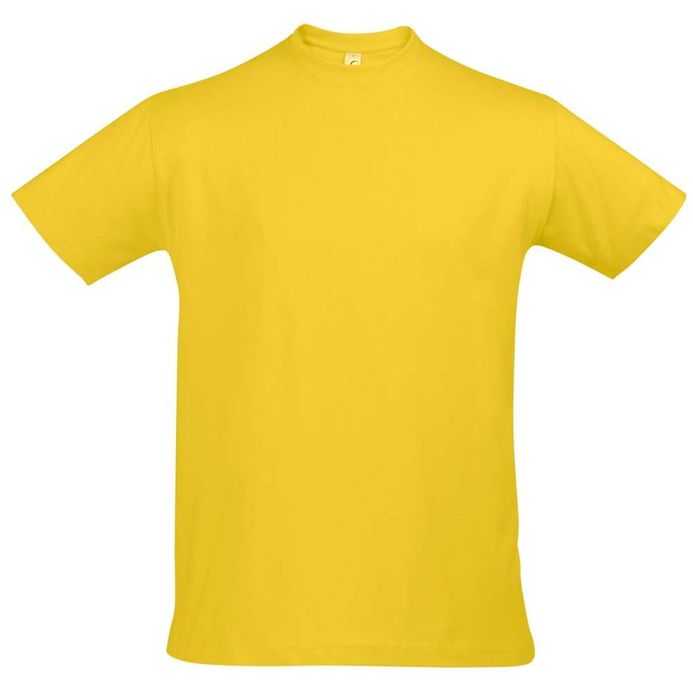 Футболка IMPERIAL 190 желтая