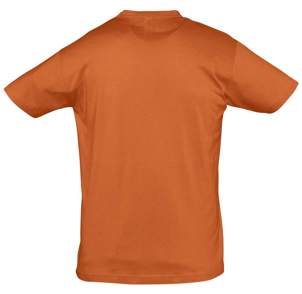 Футболка REGENT 150 оранжевая