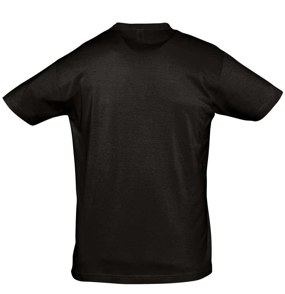 Футболка REGENT 150 черная