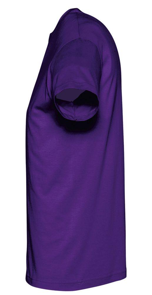 Футболка REGENT 150 темно-фиолетовая