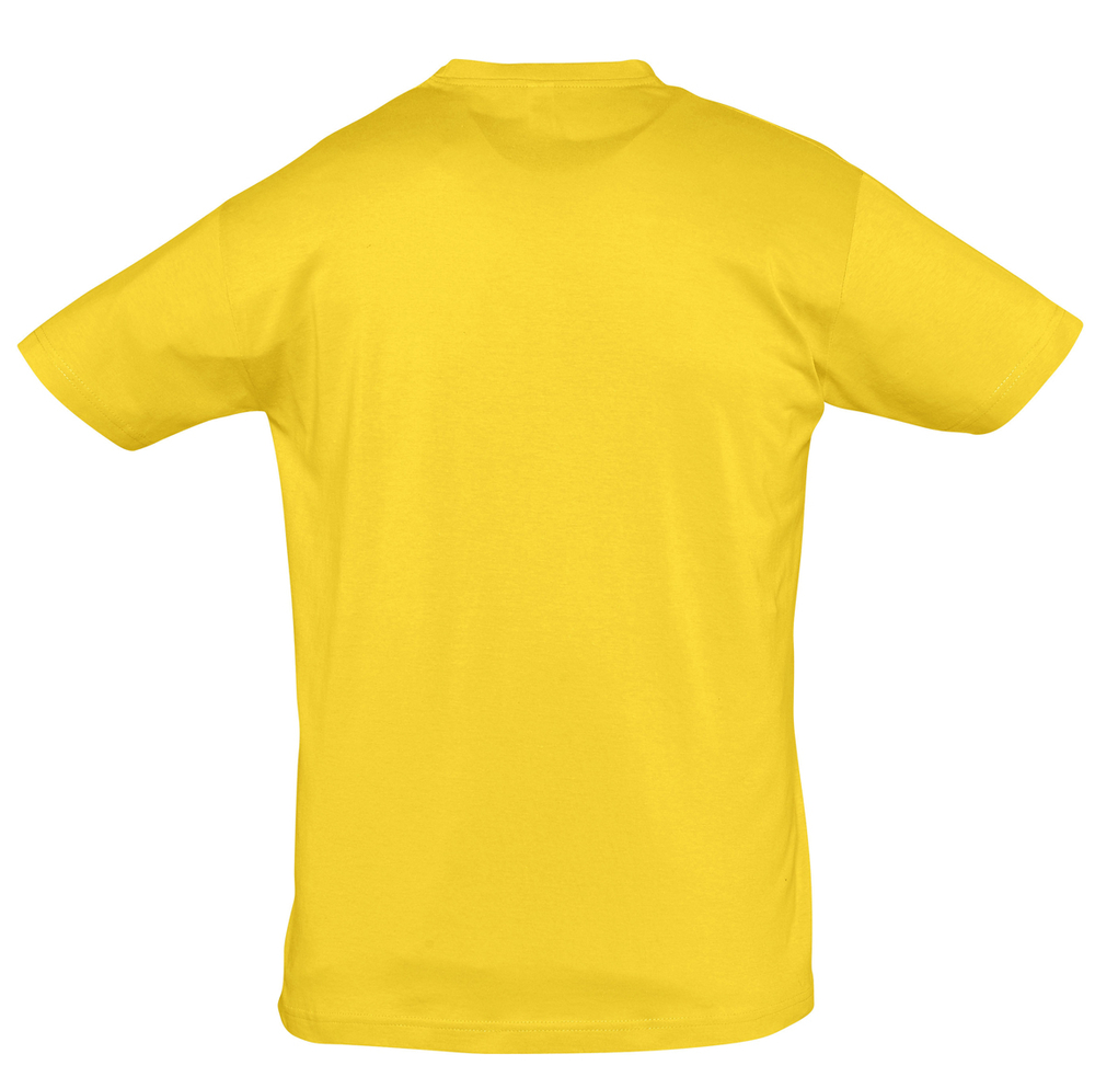 Футболка REGENT 150 желтая