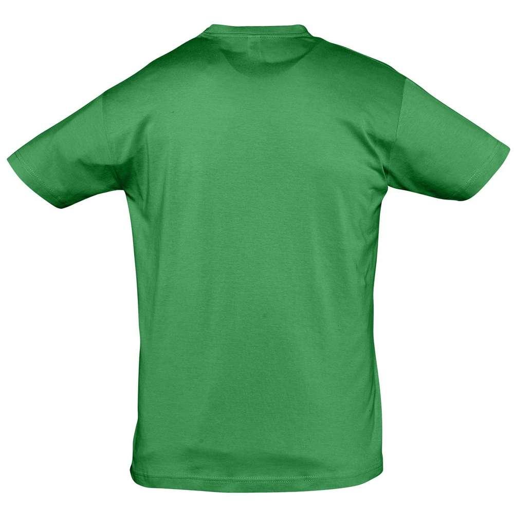 Футболка REGENT 150 ярко-зеленая