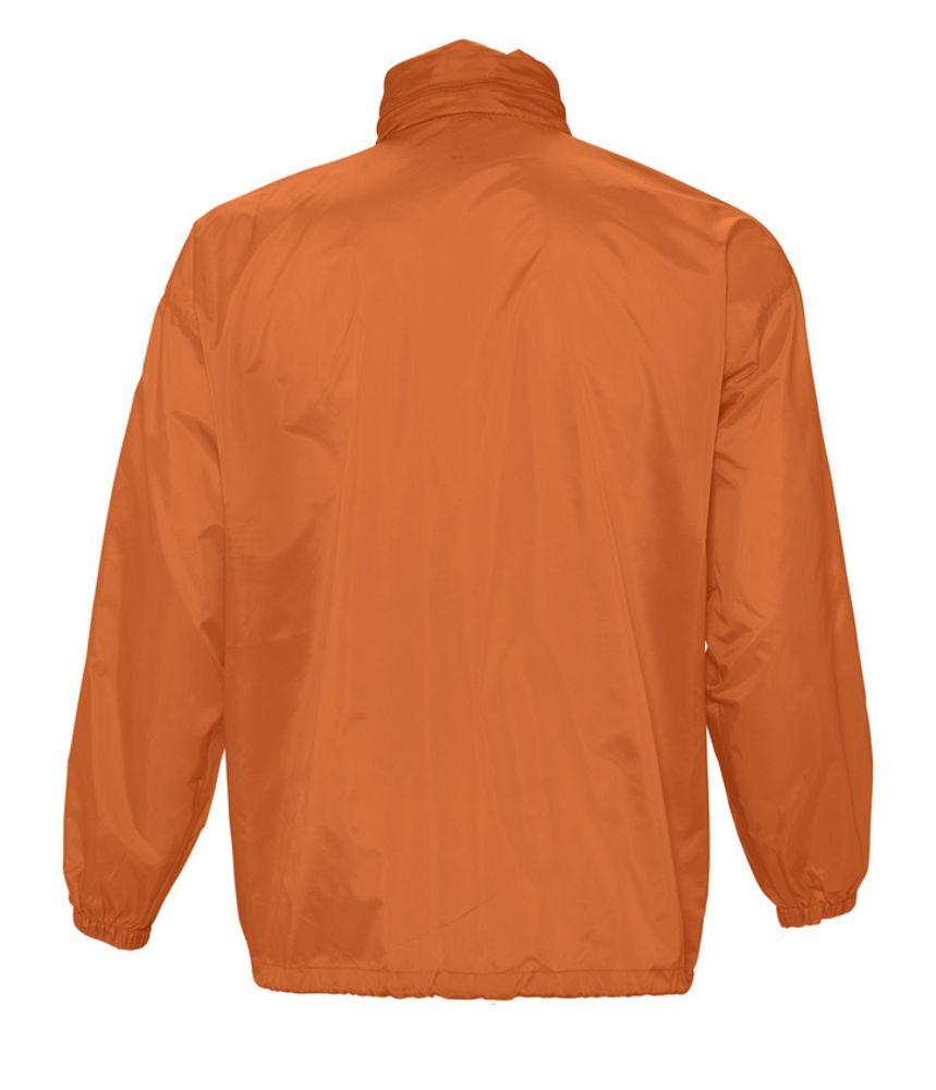Ветровка из нейлона SURF 210 оранжевая