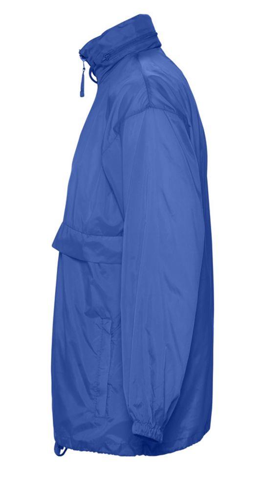 Ветровка из нейлона SURF 210 ярко-синяя (royal)