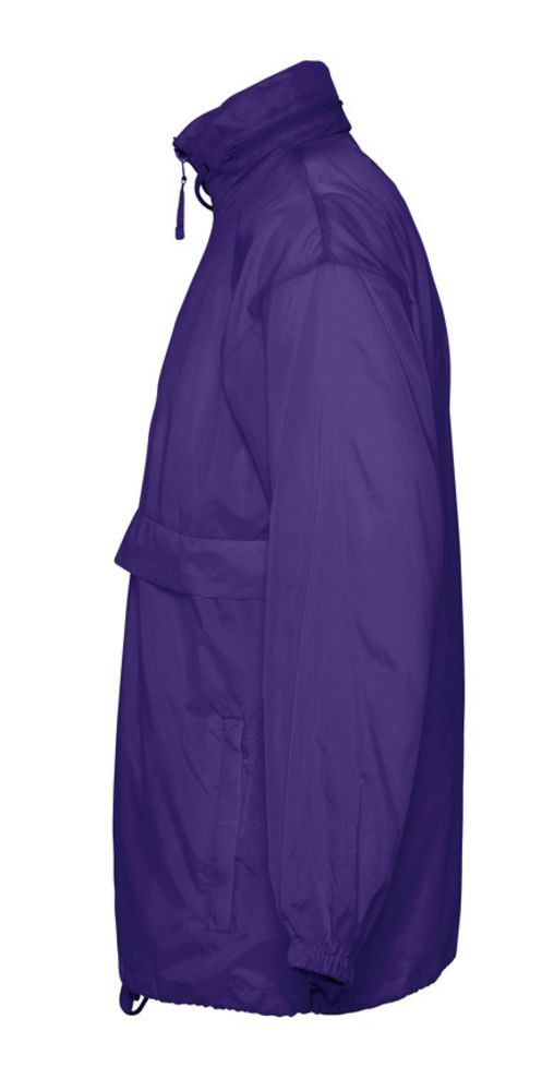 Ветровка из нейлона SURF 210, фиолетовая