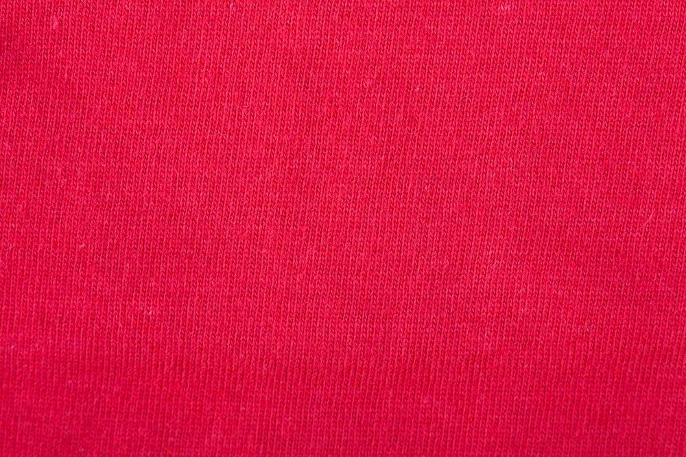Футболка женская MELROSE 150 с глубоким вырезом красная