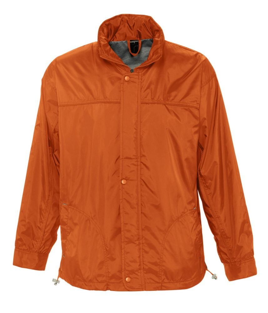 Ветровка мужская MISTRAL 210 оранжевая