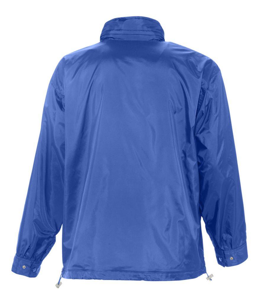 Ветровка мужская MISTRAL 210 ярко-синяя (royal)