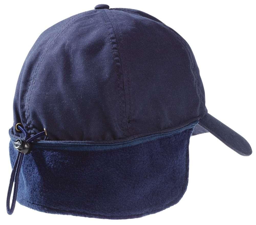 Бейсболка Unit Winter, темно-синяя