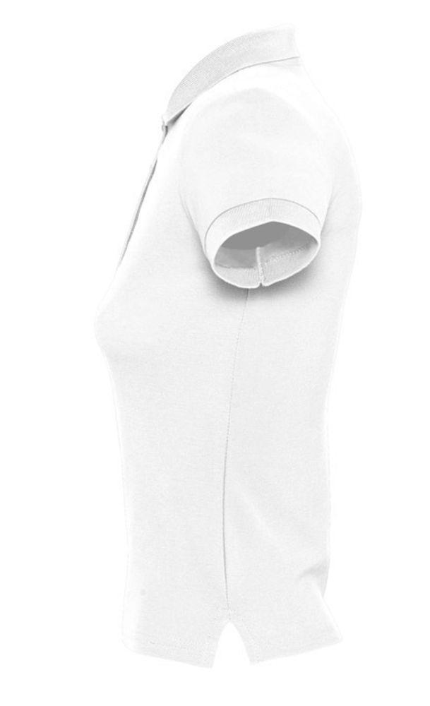 Рубашка поло женская PEOPLE 210 белая