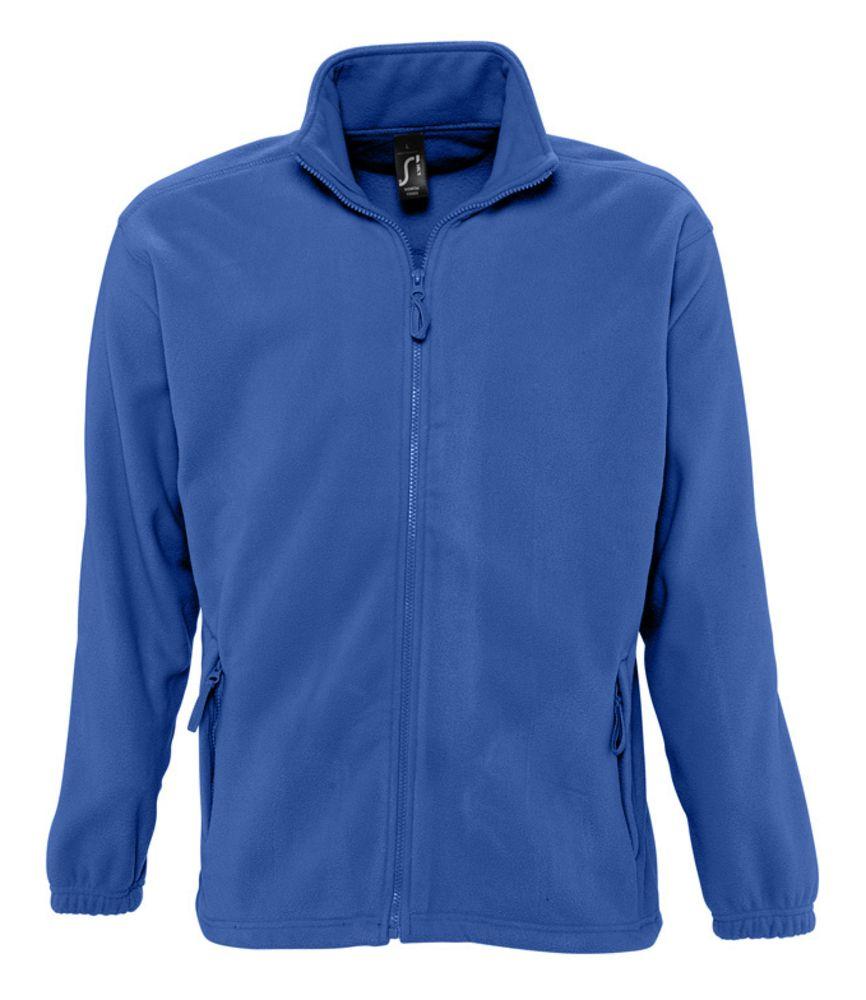 Куртка мужская North 300, ярко-синяя