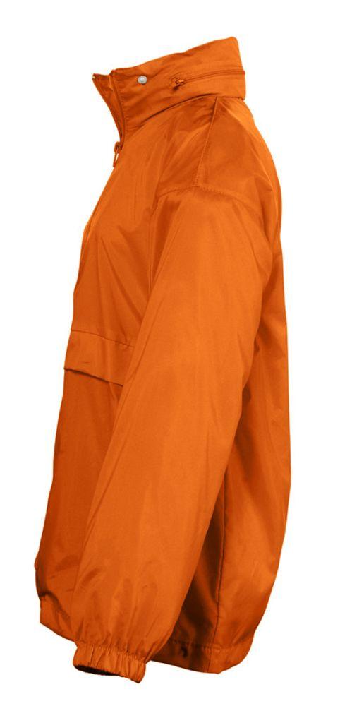 Ветровка детская Surf Kids 210, оранжевая