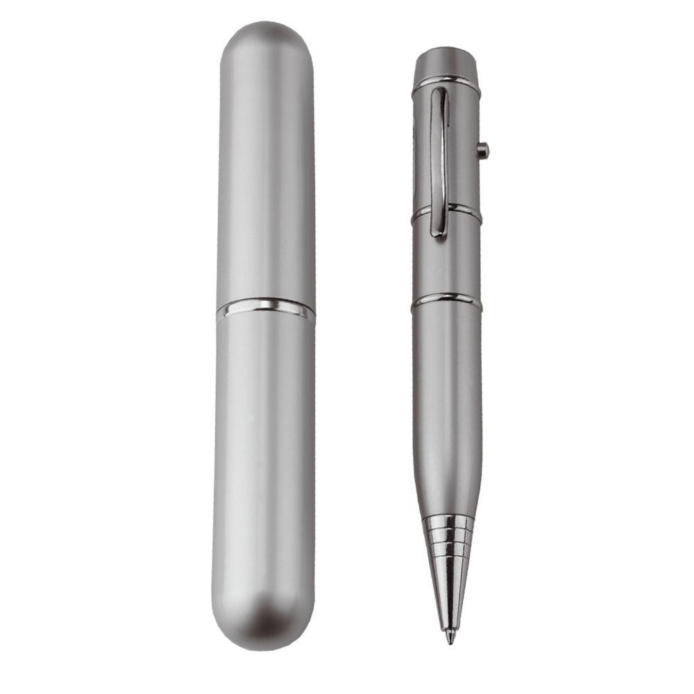Ручка шариковая с лазерной указкой и флешкой, 8 Гб