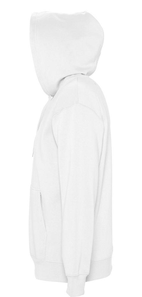 Толстовка с капюшоном SLAM 320, белая