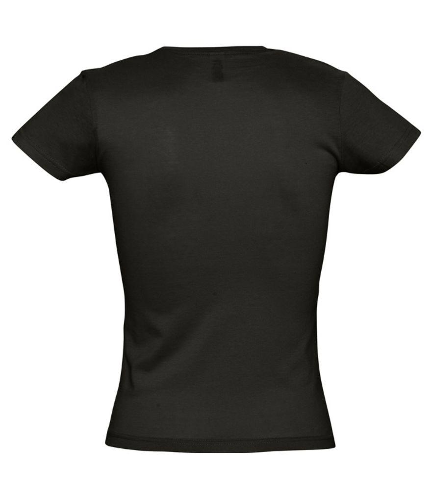Футболка женская MISS 150 черная