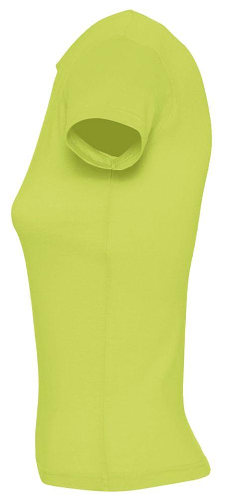 Футболка женская MISS 150, зеленое яблоко
