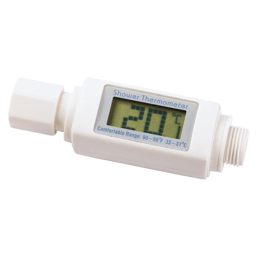 Цифровой термометр для душа