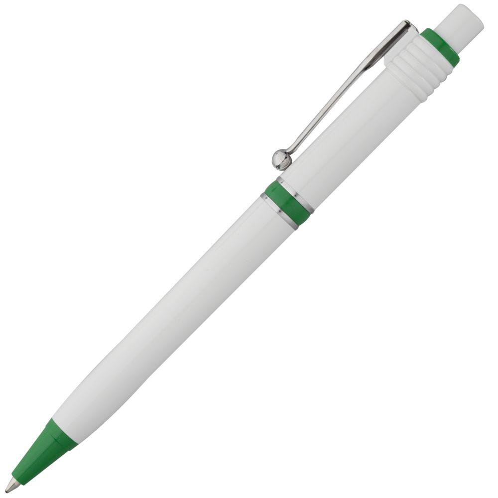 Ручка шариковая Raja, зеленая