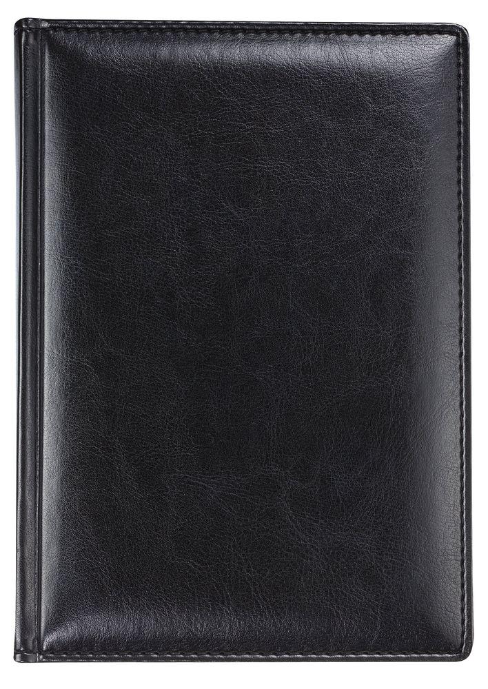 Ежедневник NEBRASKA, датированный, черный