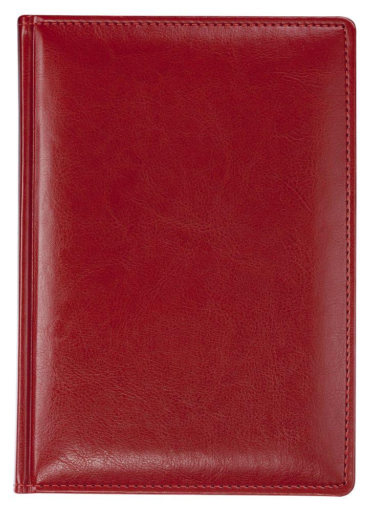 Ежедневник NEBRASKA, датированный, красный