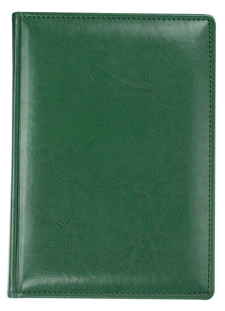 Ежедневник NEBRASKA, датированный, зеленый