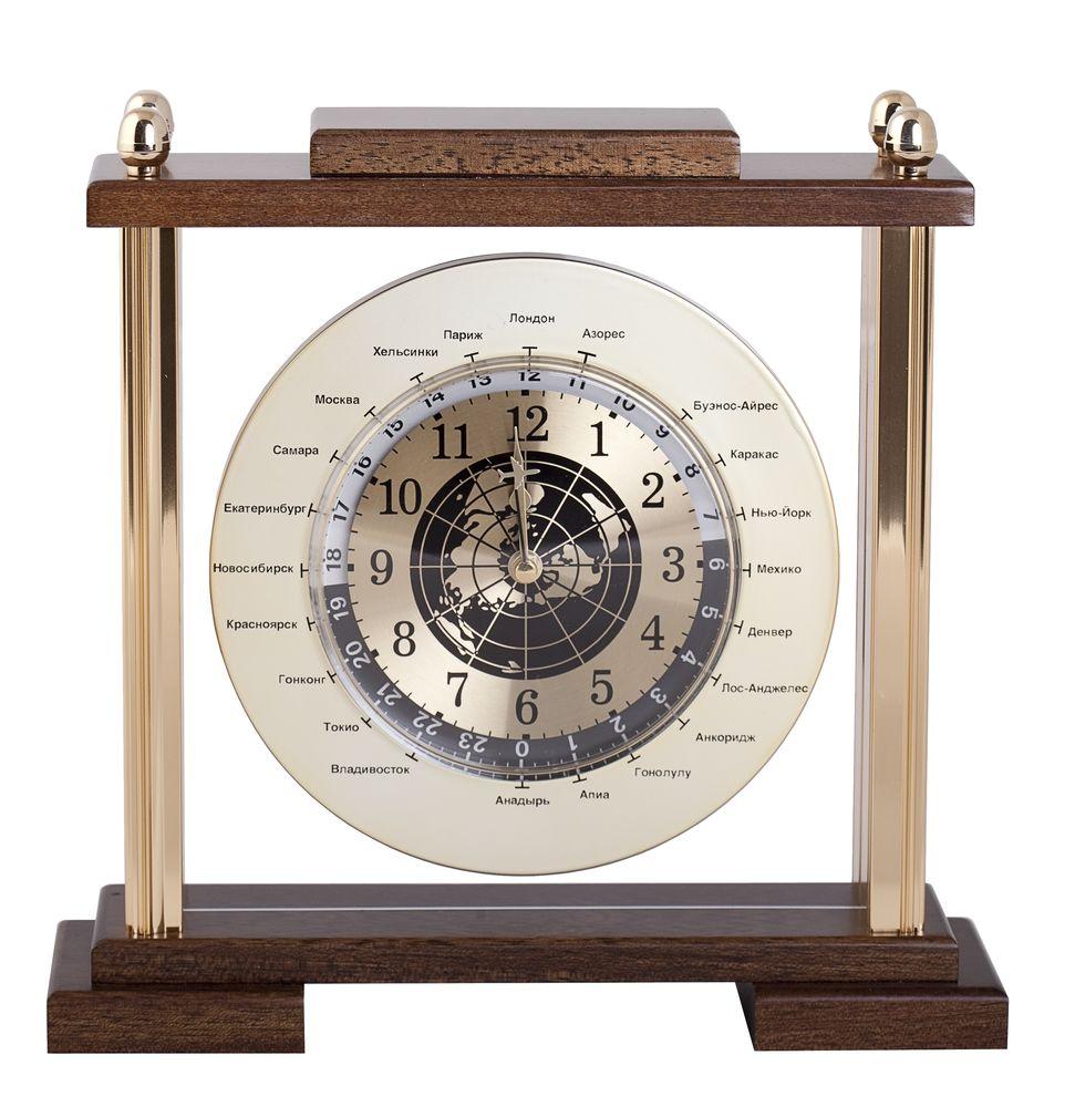 Часы с мировым временем