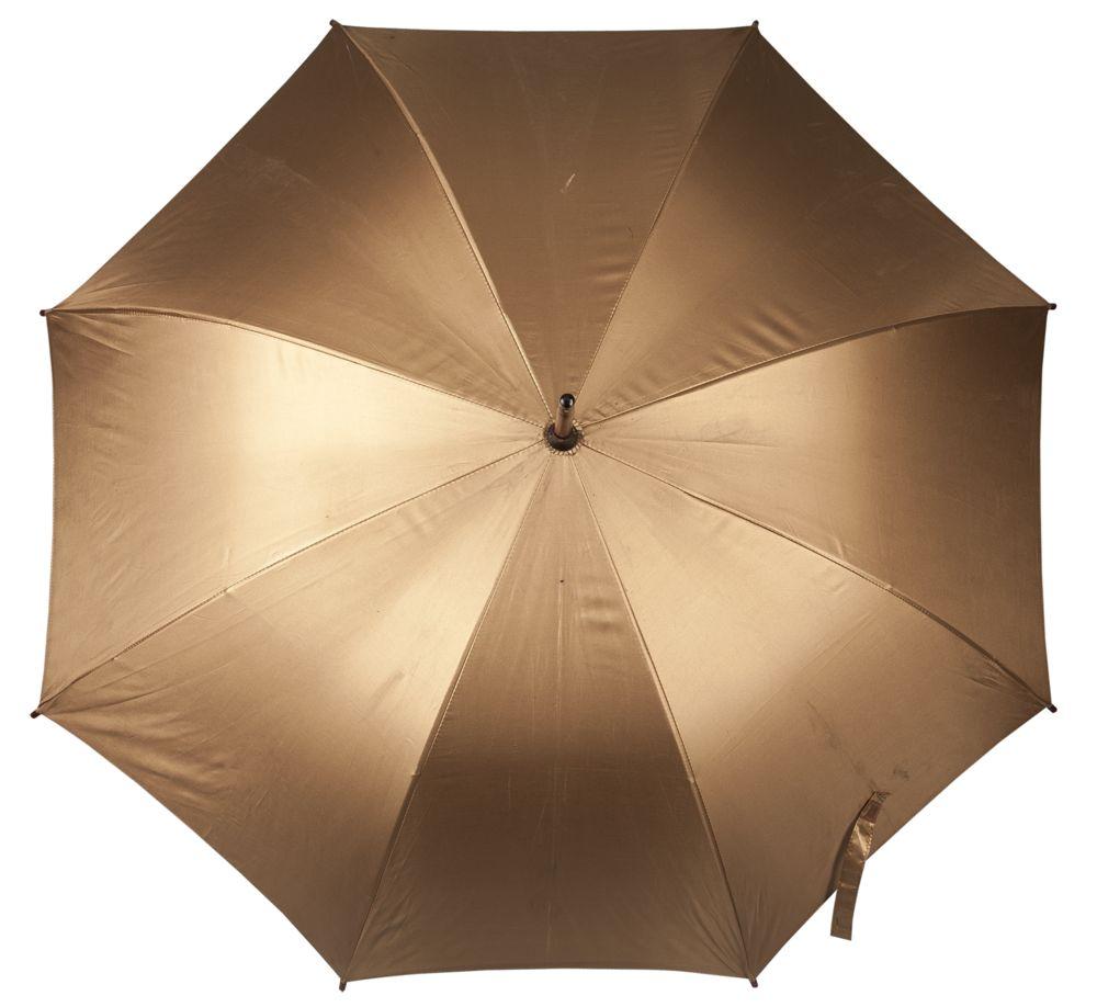Зонт-трость Unit Standard, золотой