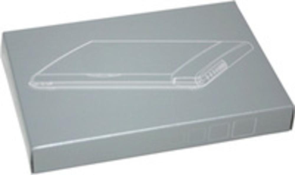 Футляр для визиток с авторучкой и USB-флеш-картой, белый, 8 Гб