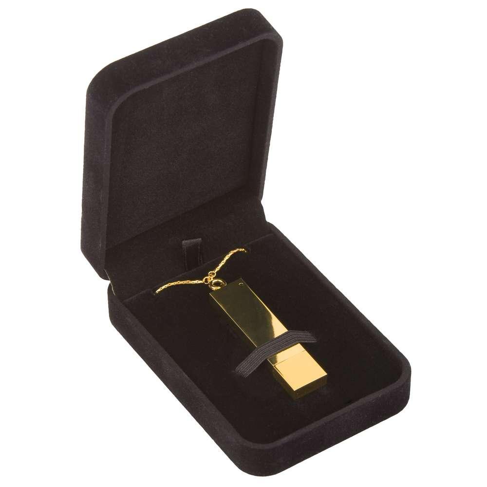 USB-флеш-карта «Слиток», золотистая, на 8 Гб