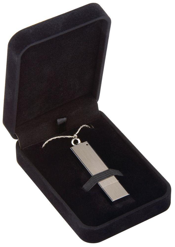 USB-флеш-карта «Слиток», серебристая, на 8 Гб
