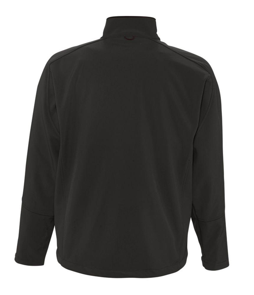 Куртка мужская на молнии RELAX 340 черная