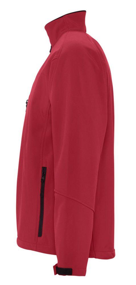 Куртка мужская на молнии RELAX 340 красная