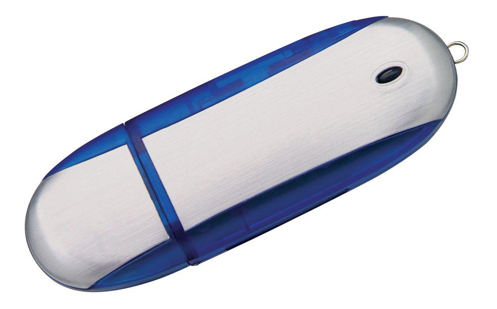 USB-флеш-карта, синяя, 8 Гб