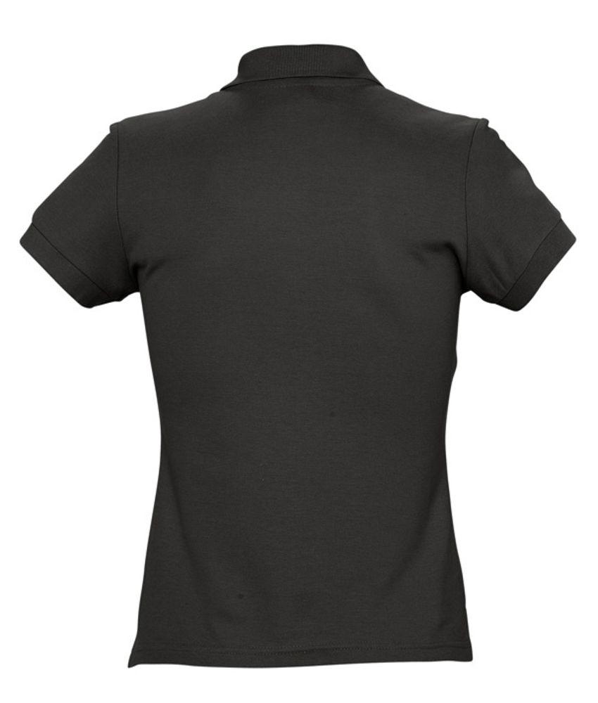 Рубашка поло женская PASSION 170 черная