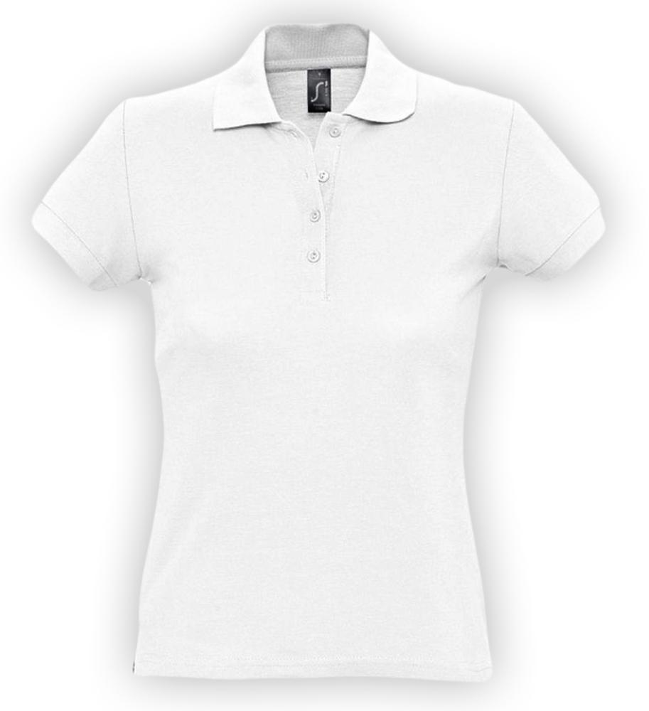 Рубашка поло женская PASSION 170 белая