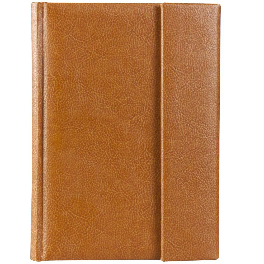 Ежедневник IGUANA, недатированный, светло-коричневый