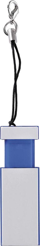 USB-флеш-карта Slide, синяя, 8 Гб