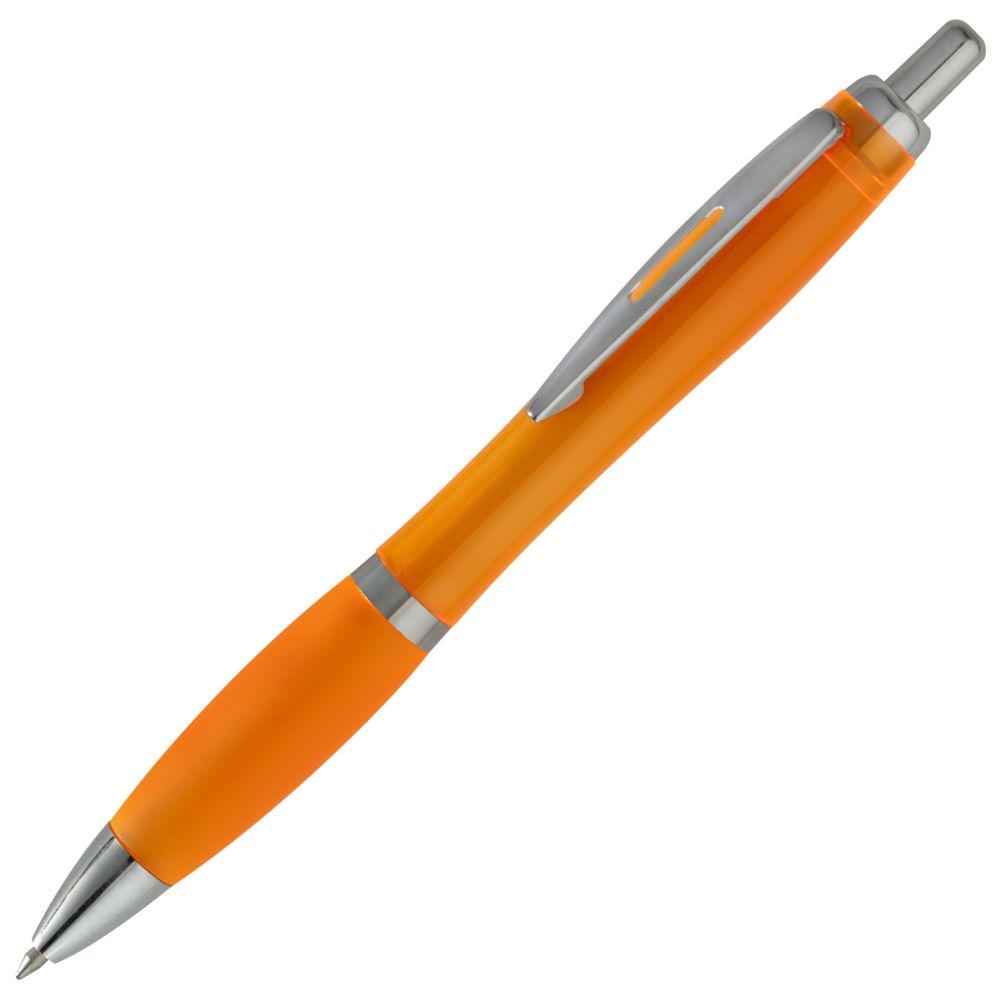 Ручка шариковая Venus, оранжевая