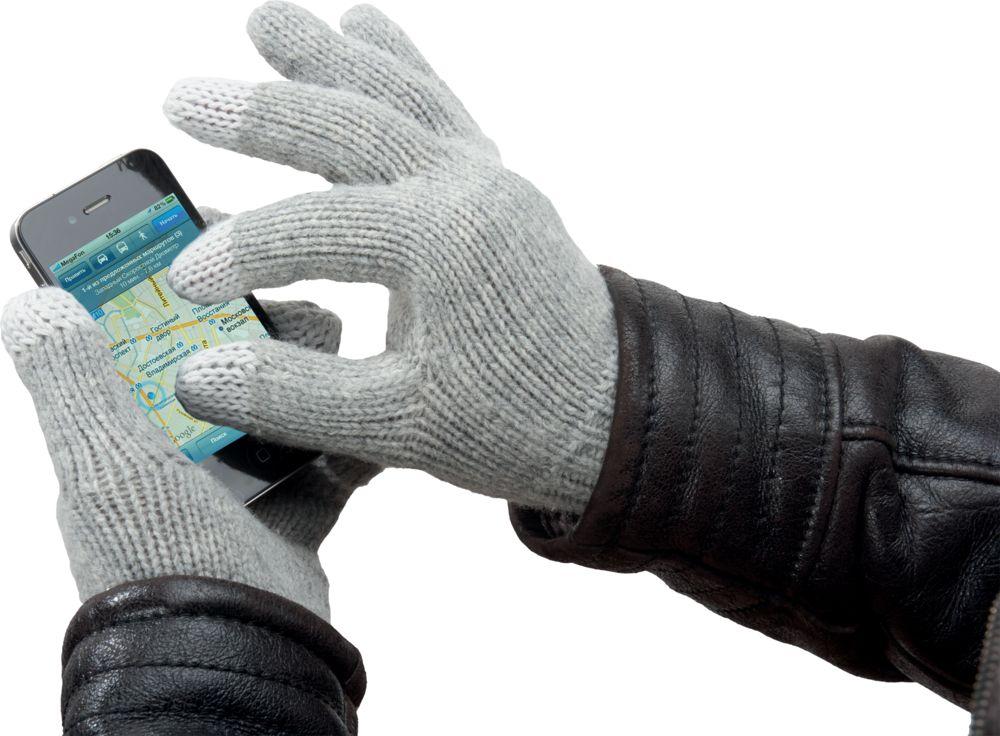 Перчатки для iPhone, черные