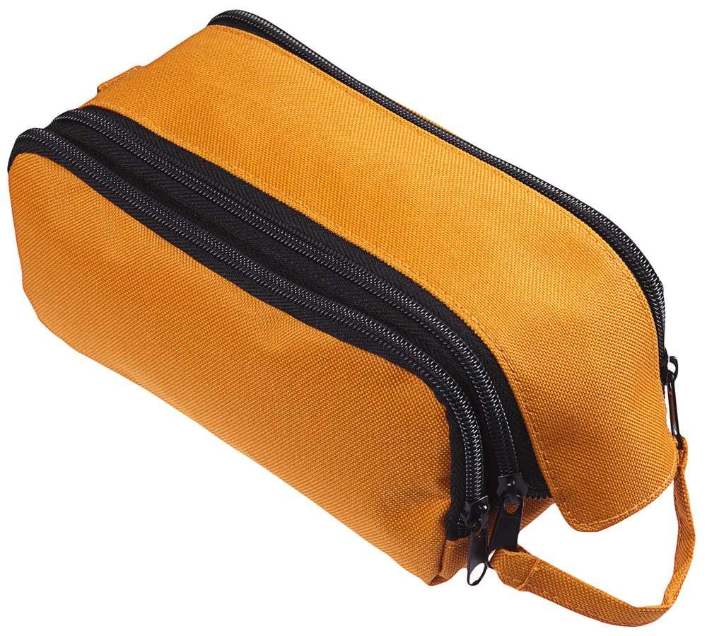 Несессер Traveller, оранжевый
