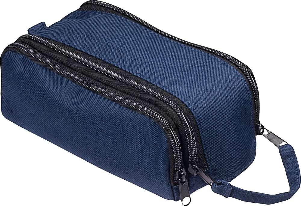 Несессер Traveller, темно-синий