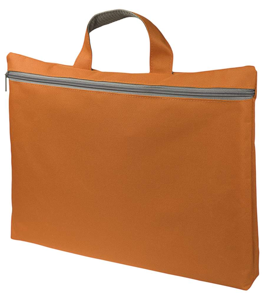 Конференц сумка-папка SIMPLE, оранжевая