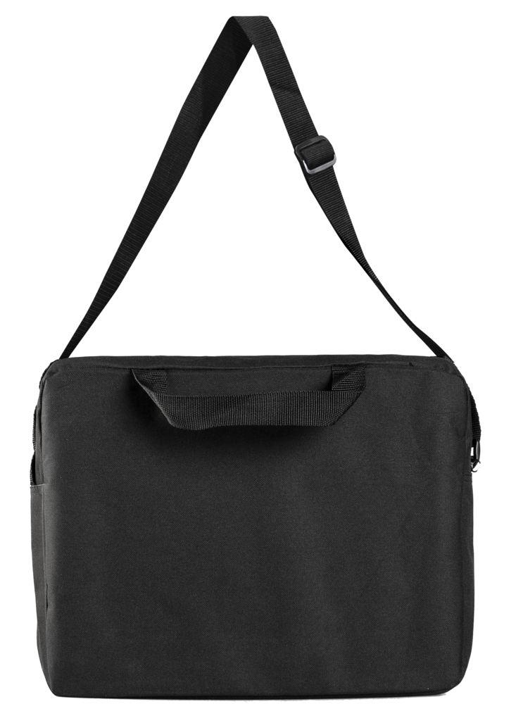 Конференц-сумка Atchison Curve, черная