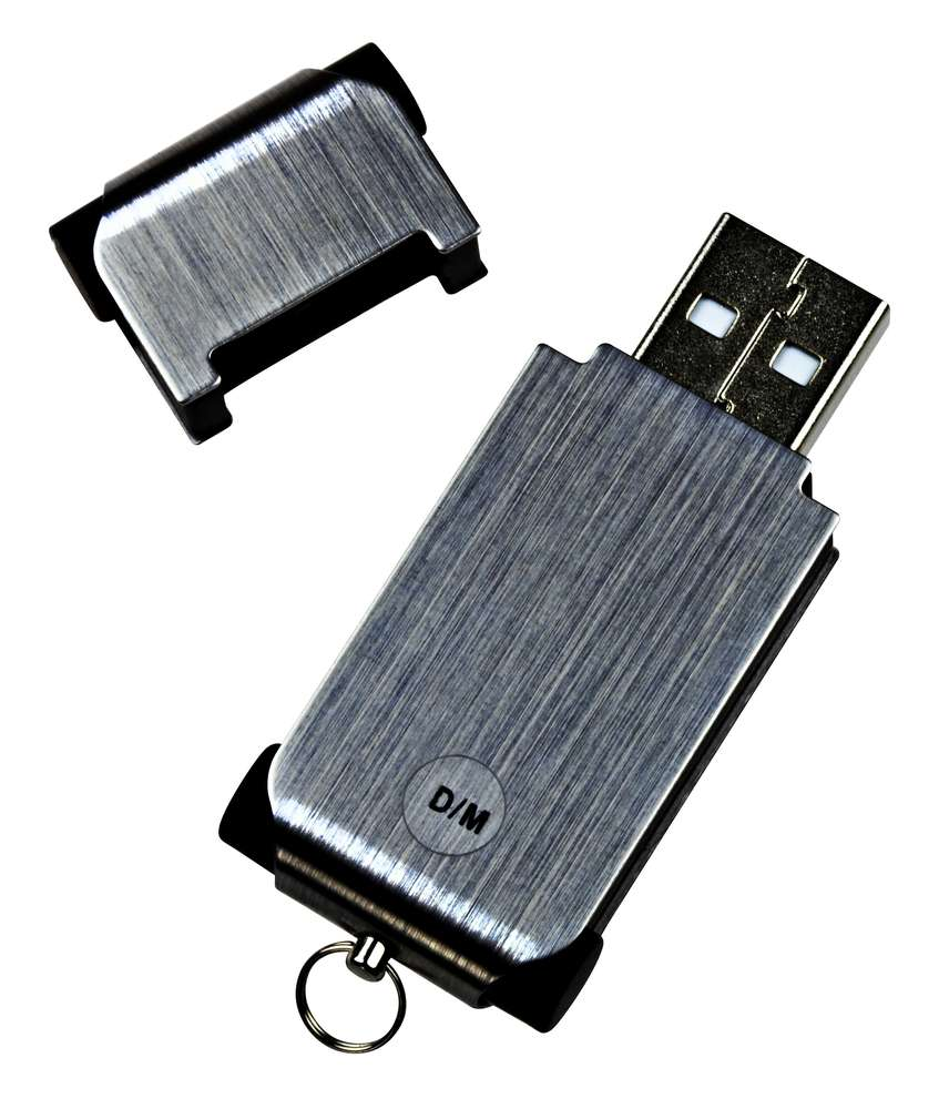 USB флеш карта Hard Work, 8 Гб