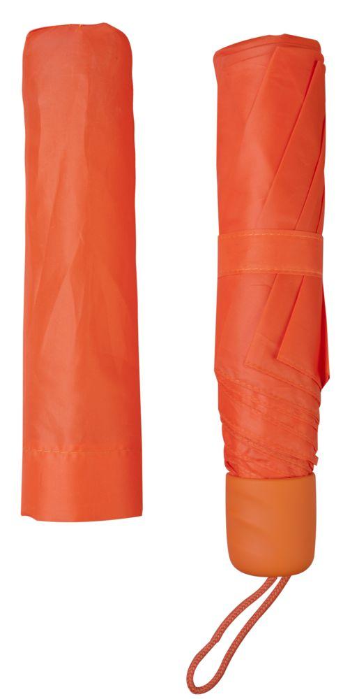 Зонт Unit Basic, оранжевый