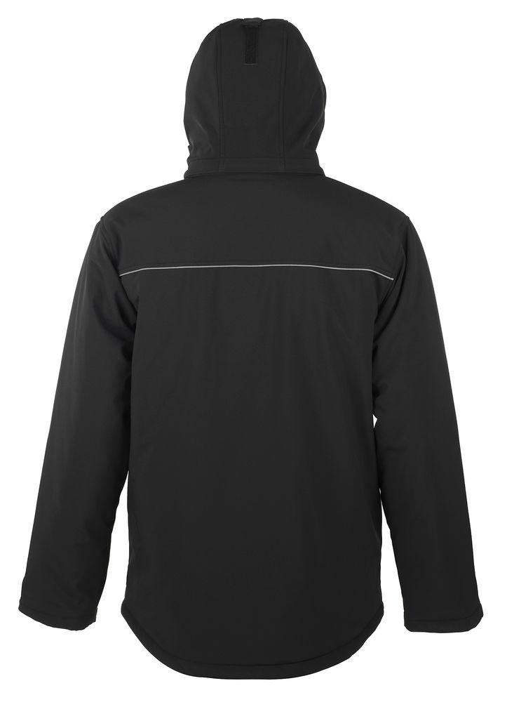 Куртка мужская Rock Men, черная