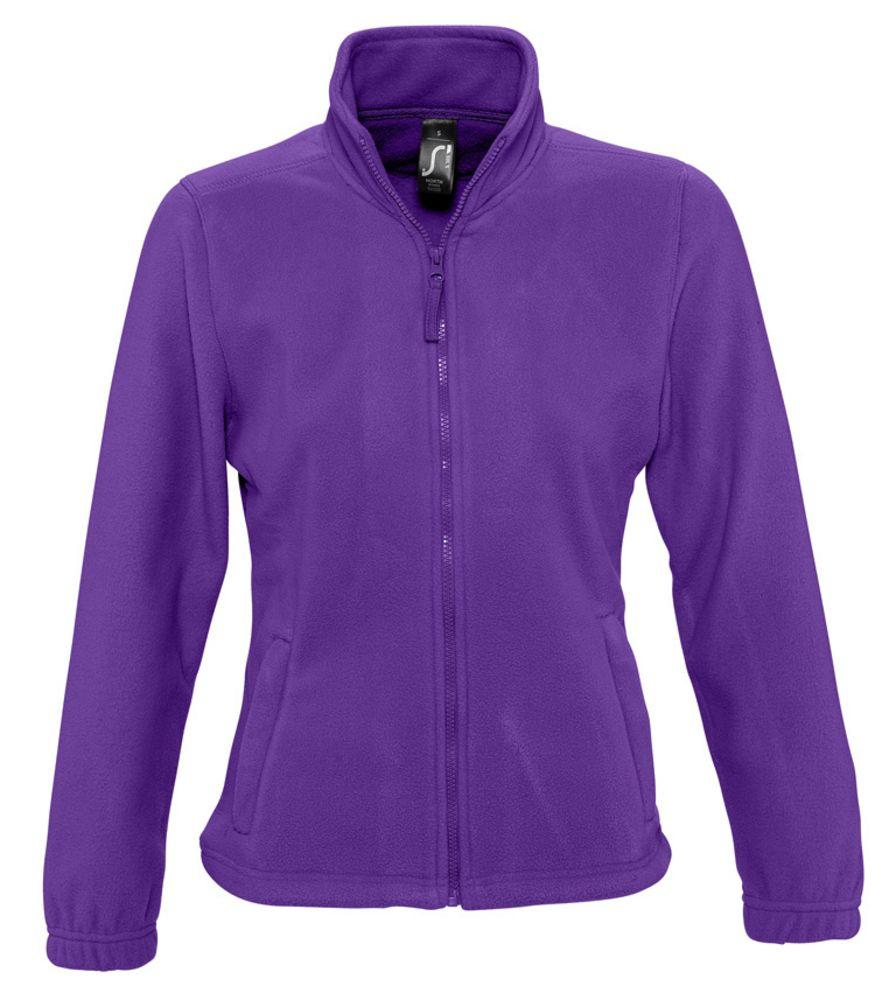 Куртка женская North Women 300, фиолетовая
